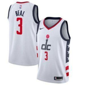 Washington Wizards Bradley Beal City Jersey